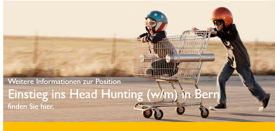 Bild Jobteaser HP Head Hunter Bern